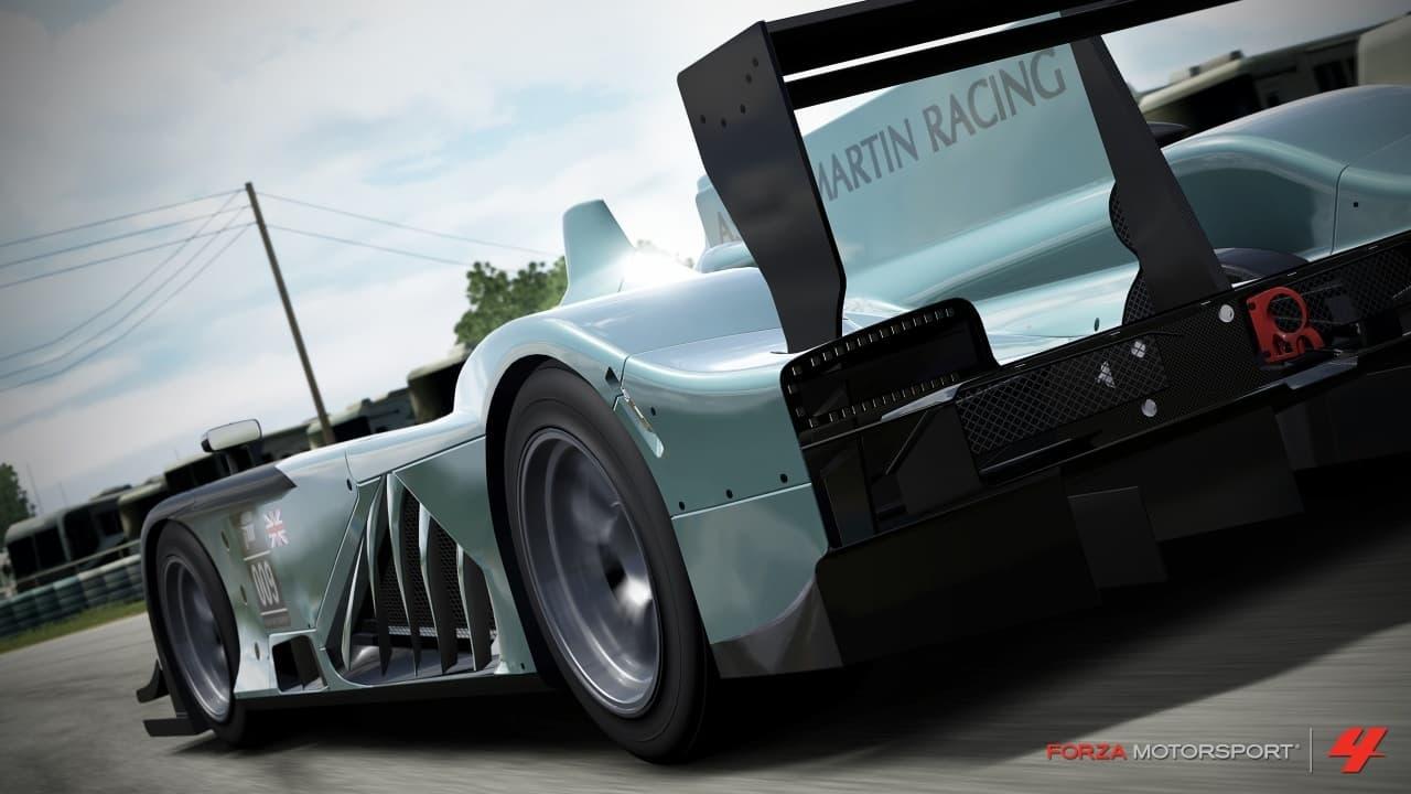 Forza 4 et son DLC d'Avril