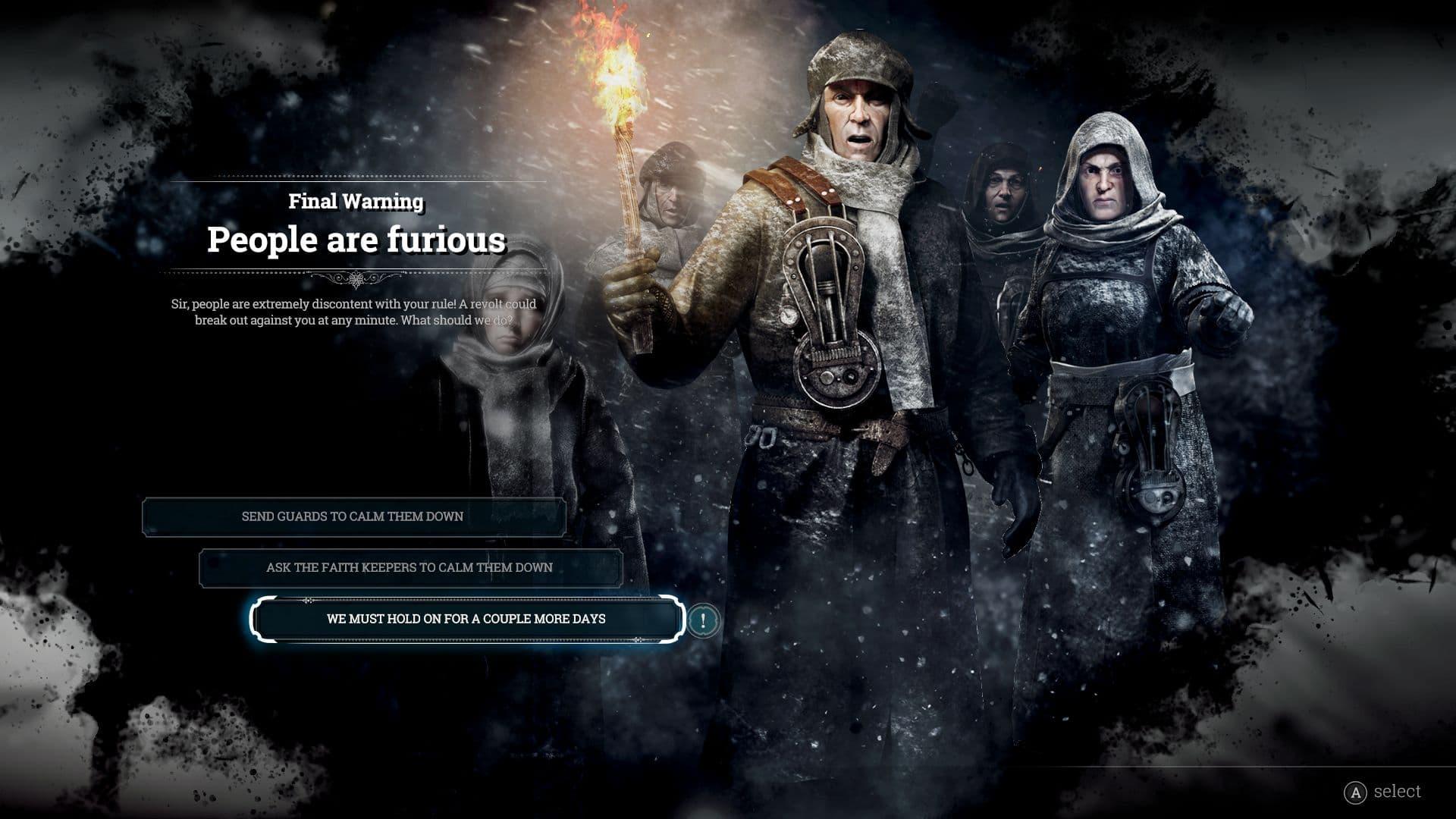 Frostpunk Xbox