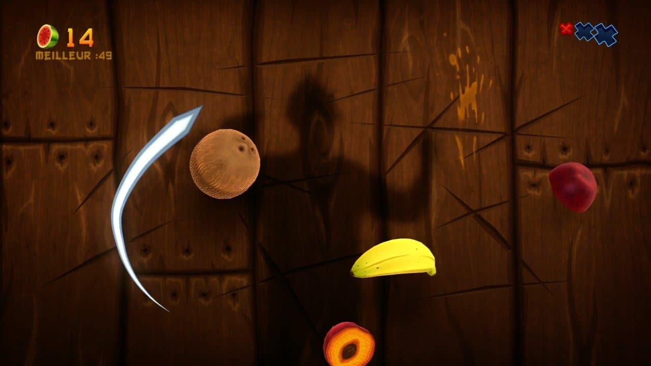 Fruit Ninja Kinect - Jeu Xbox Live