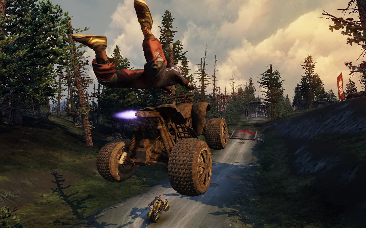 Fuel Xbox 360