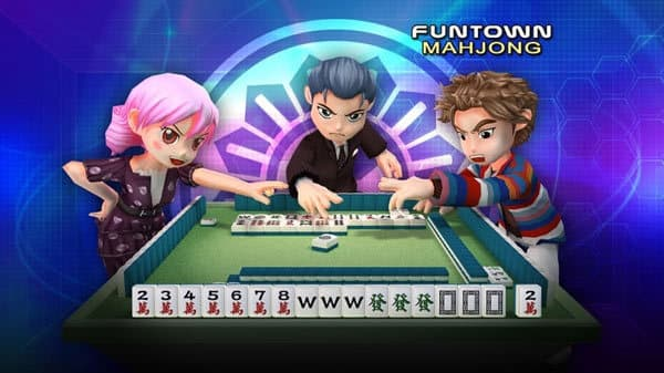 FunTown Mahjong Xbox