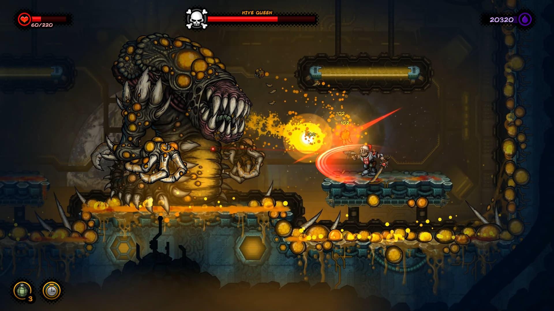 Fury Unleashed Xbox One