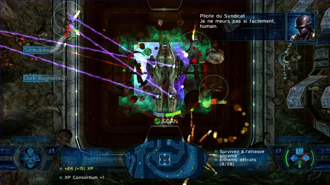 Xbox 360 Fusion: Genesis