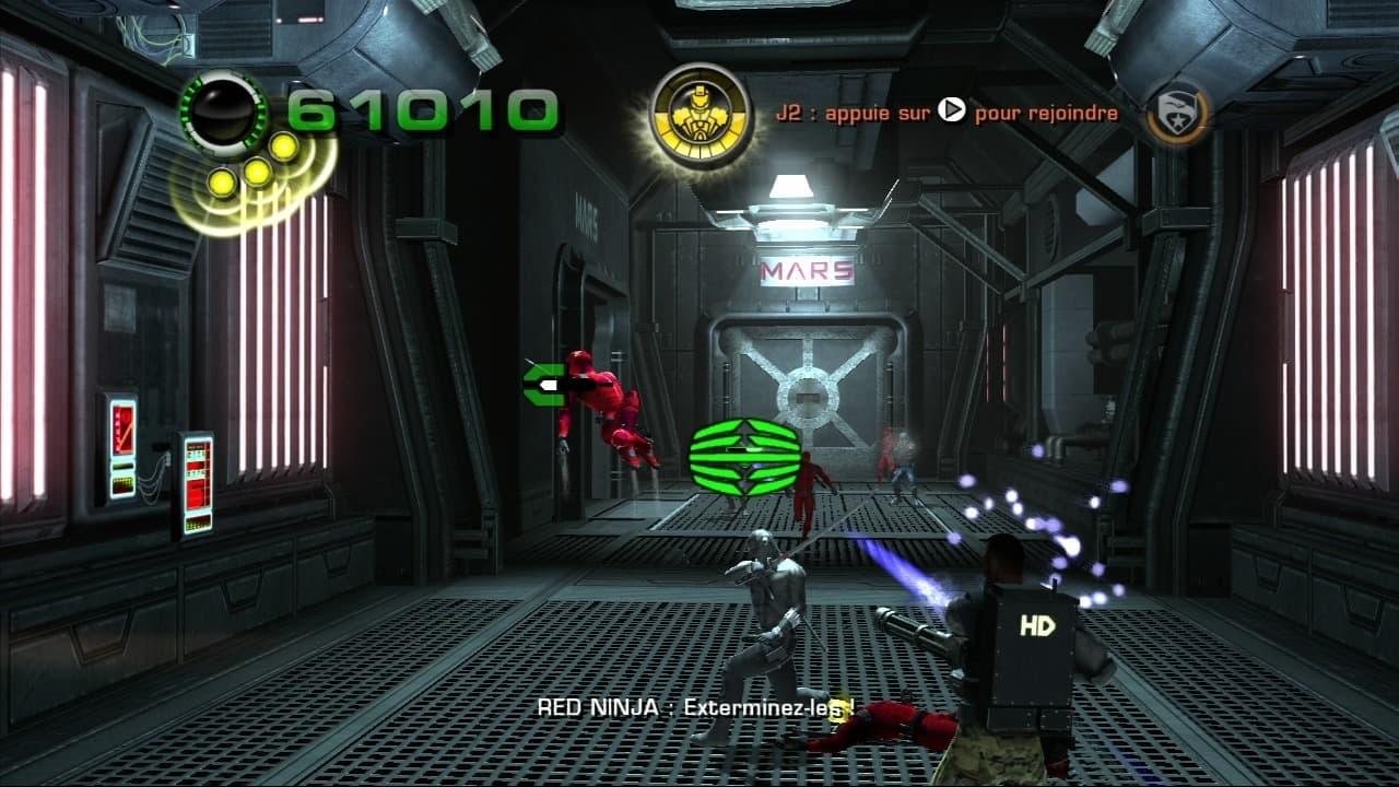 G.I. Joe: Le Réveil du Cobra Xbox 360