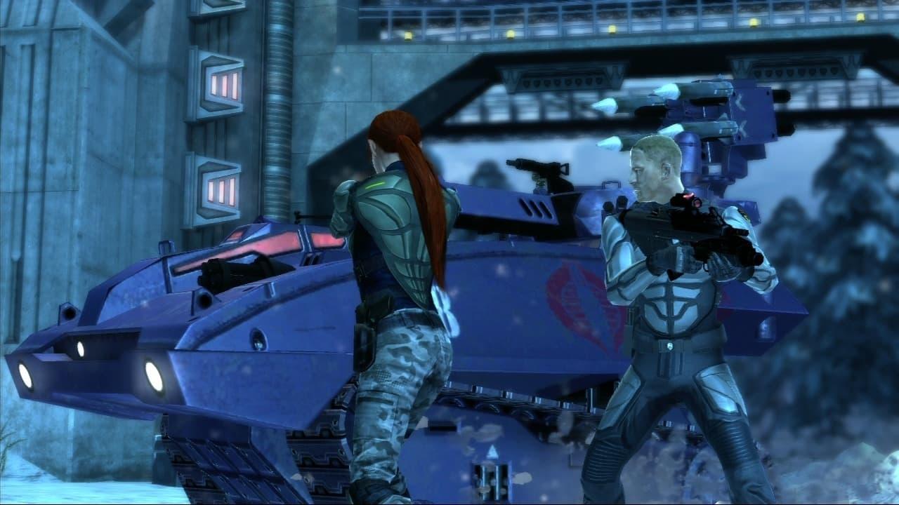 Xbox 360 G.I. Joe: Le Réveil du Cobra