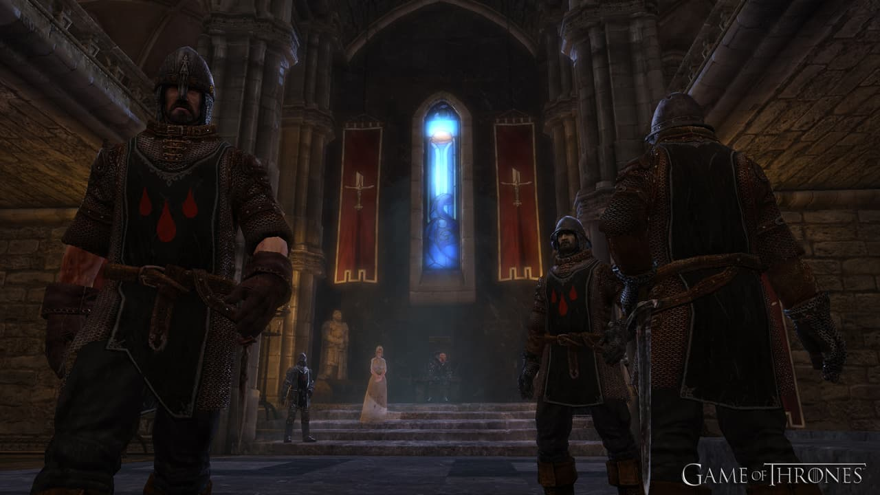 Game of Thrones: Le Trône de Fer Xbox