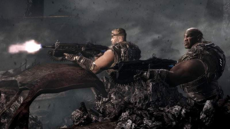 Gears of War 3 - Image n°8