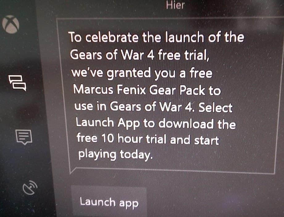 Gear of War 4 à l'essai pendant 10h