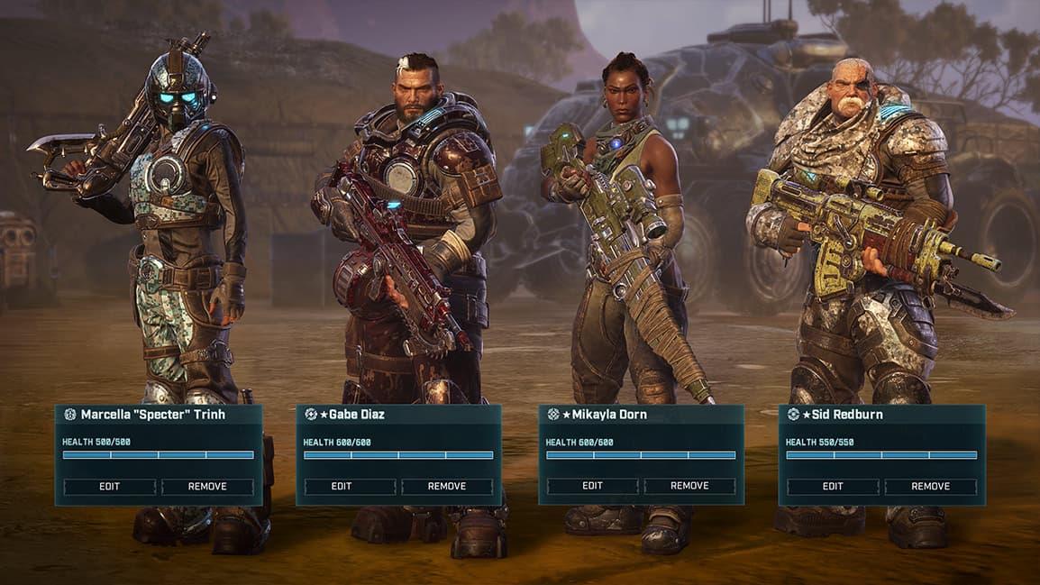 Gears Tactics Xbox