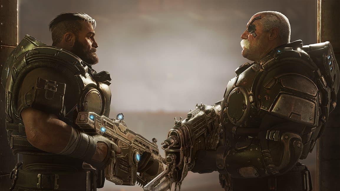 Xbox Series X & S Gears Tactics