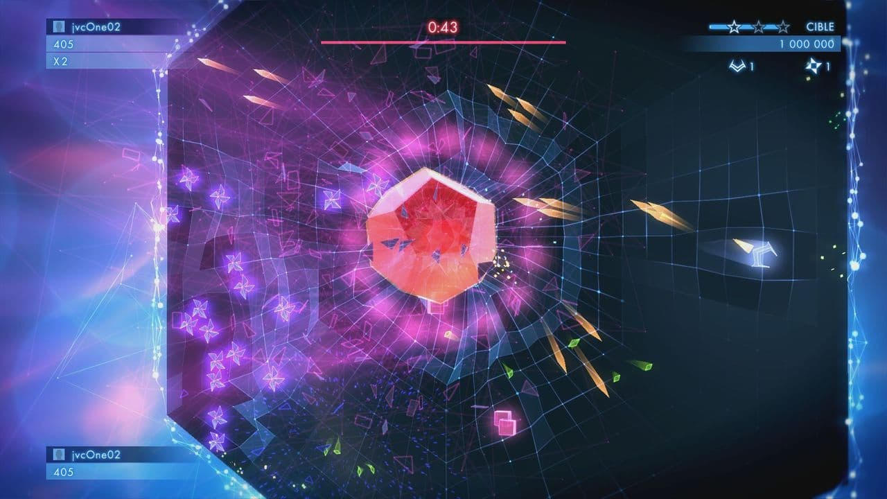 Geometry Wars 3: Dimensions Xbox
