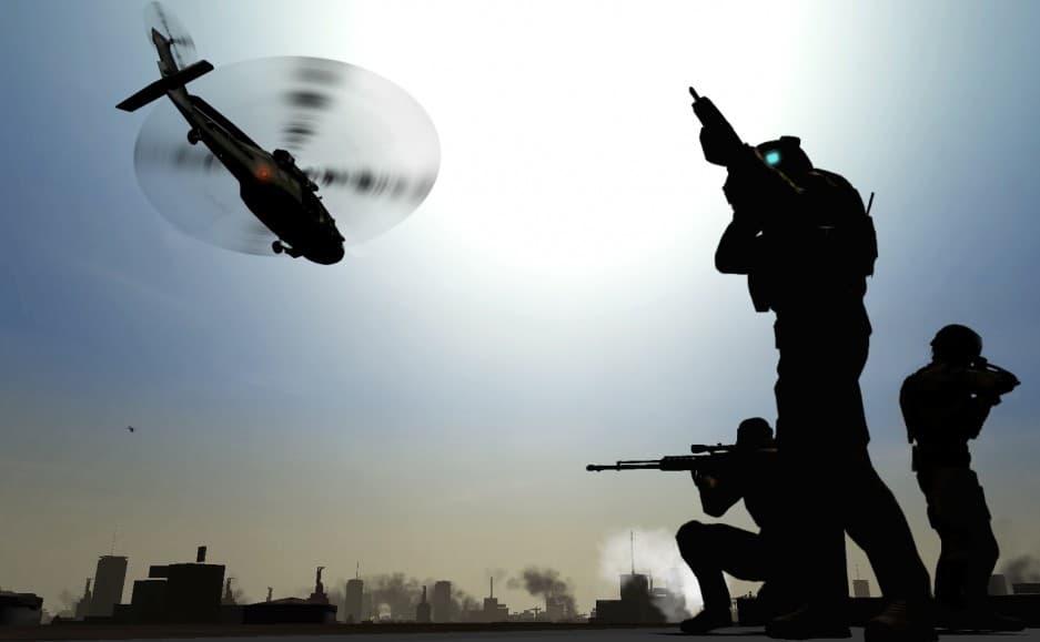 Xbox 360 Ghost Recon Advanced Warfighter 2