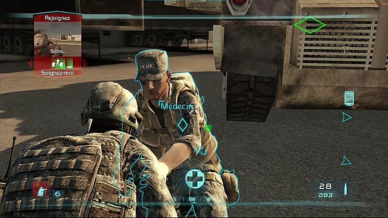 Ghost Recon Advanced Warfighter 2 Xbox
