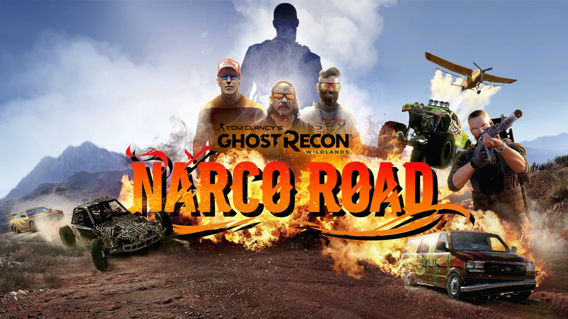 Ghost Recon Wildlands: Narco Road