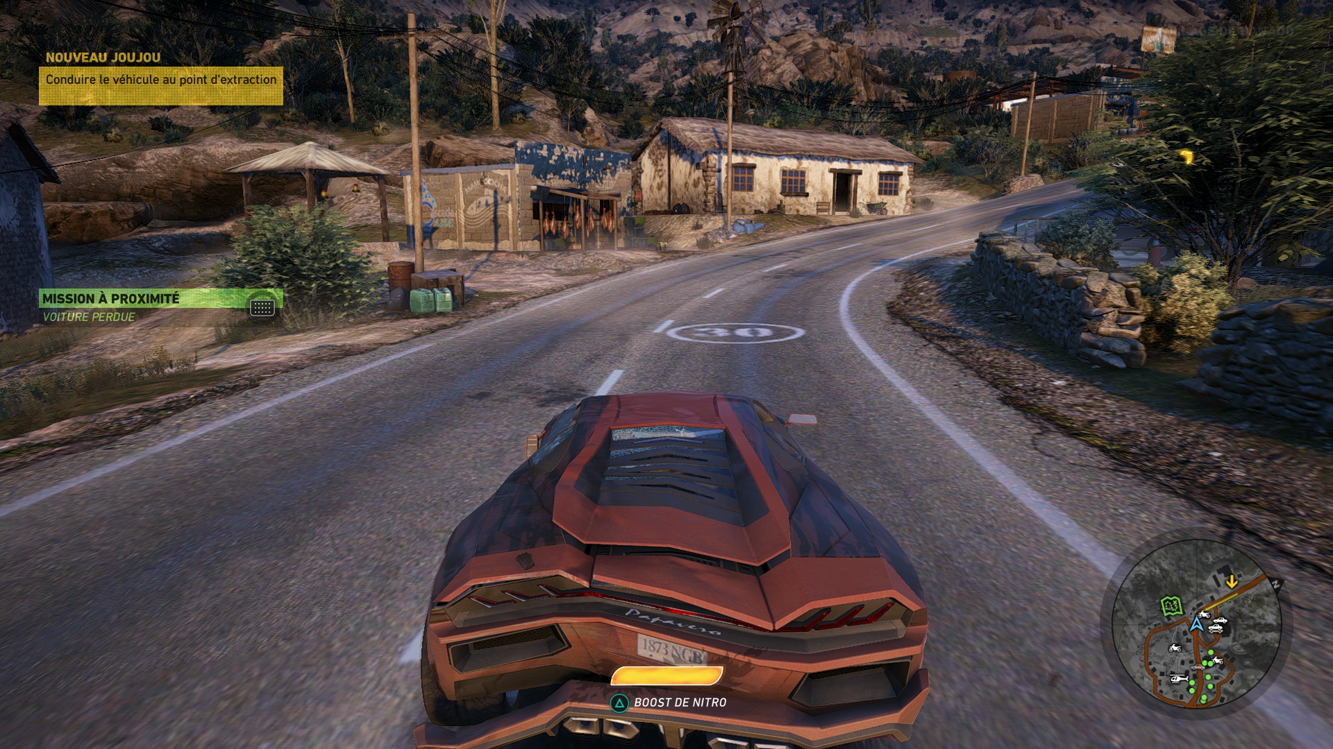 Ghost Recon Wildlands: Narco Road Xbox