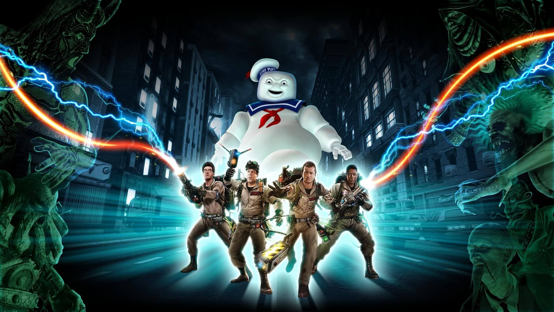 Ghostbusters: The Video Game Remastered Xbox