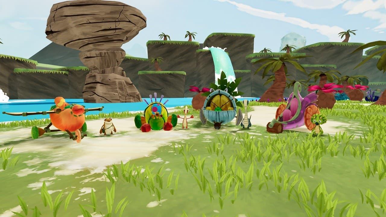Gigantosorus The Game Xbox