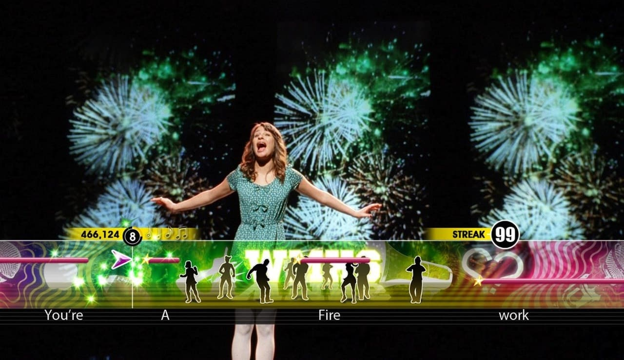 Glee Karaoke Revolution: Volume 3 Xbox
