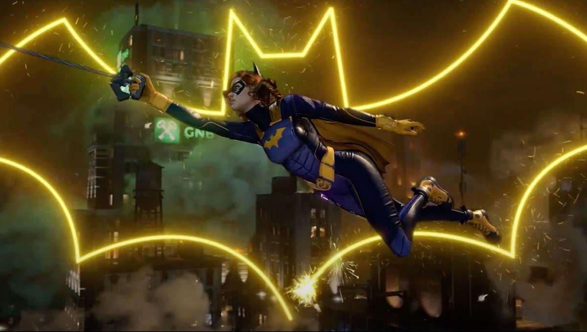 Xbox Series X & S Gotham Knights