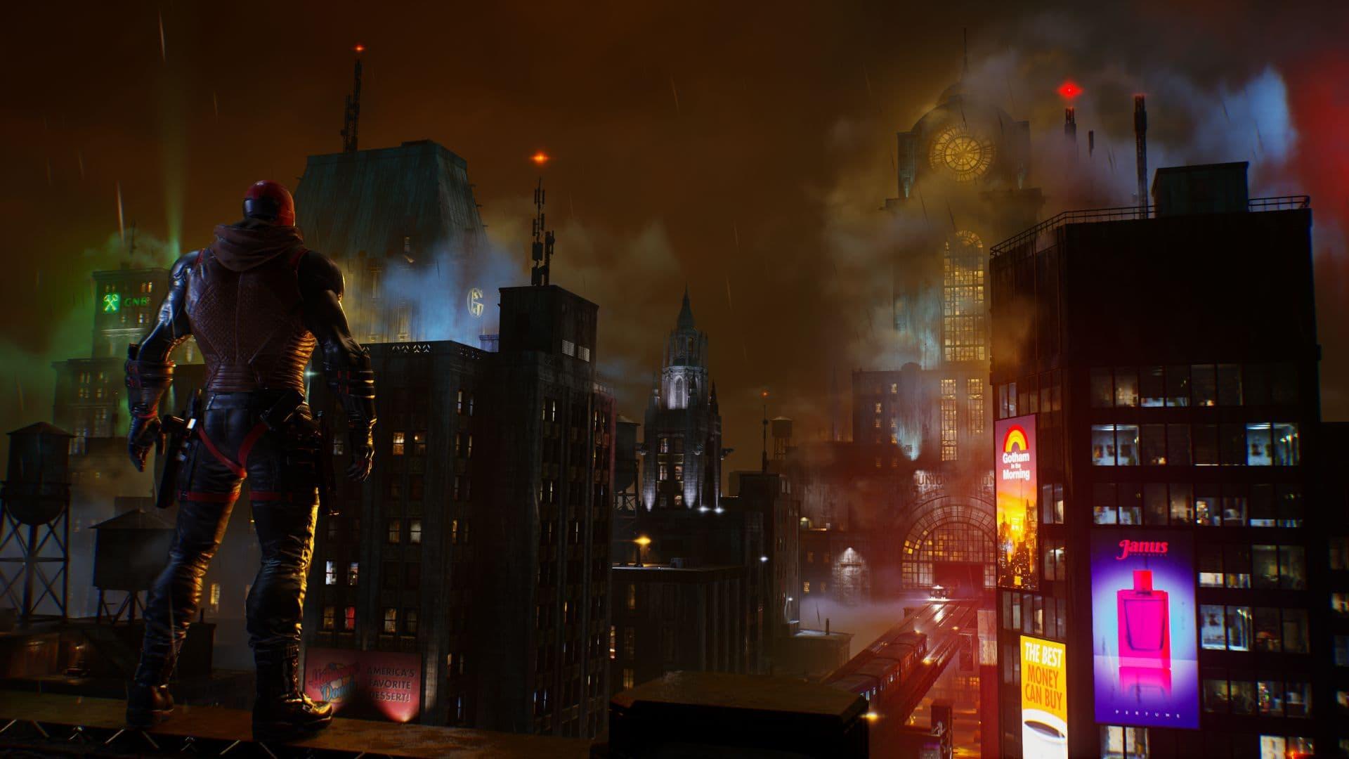 Gotham Knights Xbox Series X & S