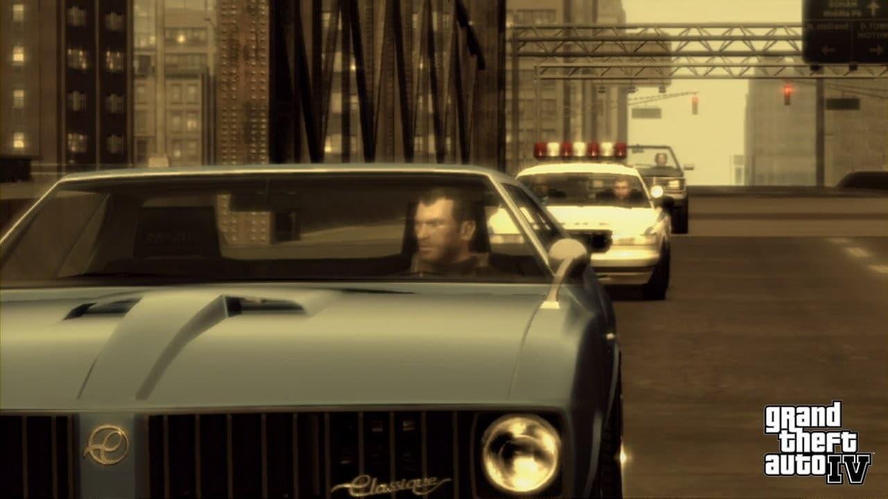 Grand Theft Auto IV Xbox