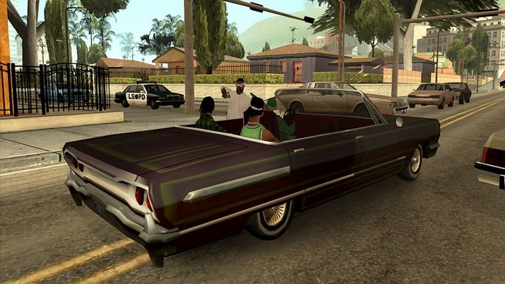 Grand Theft Auto : San Andreas - Image n°8
