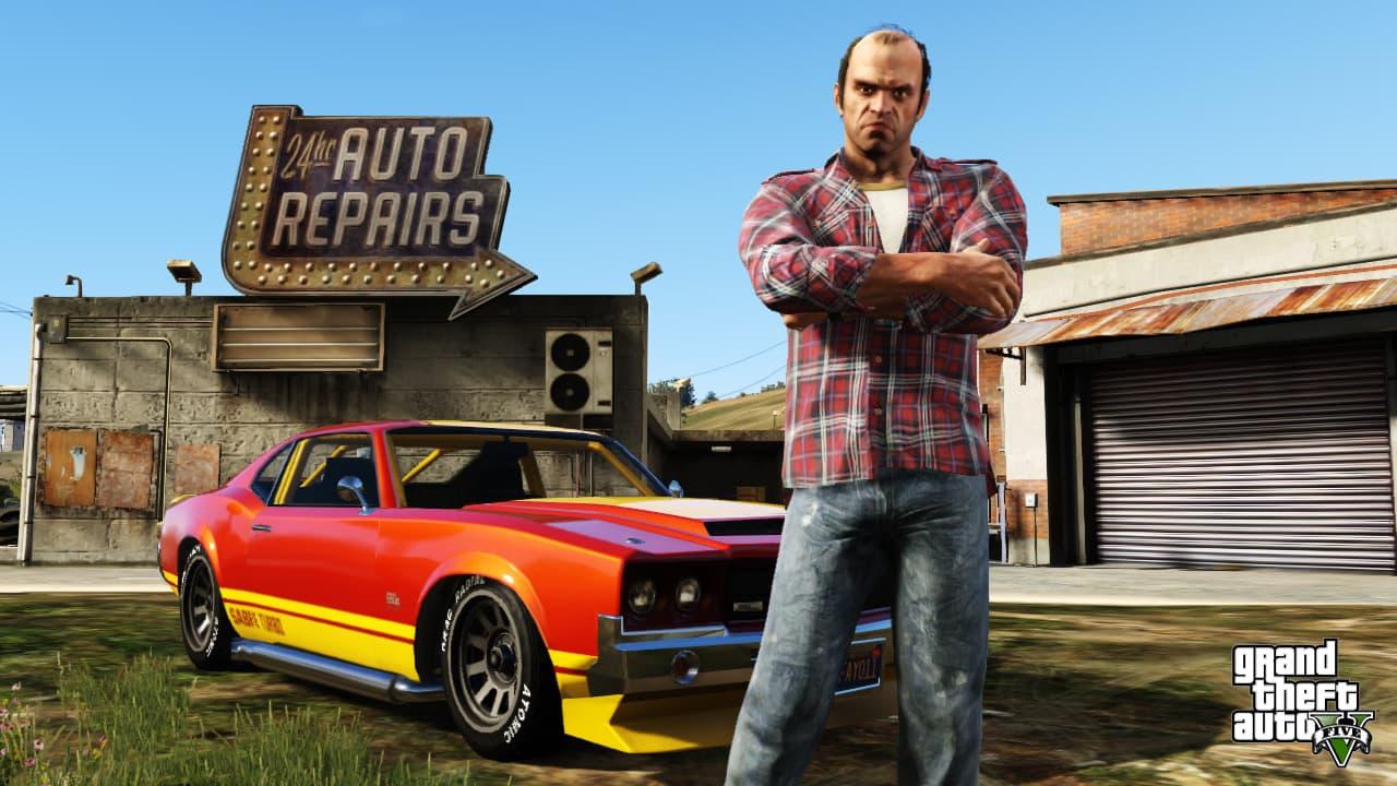 Grand Theft Auto V - Image n°8