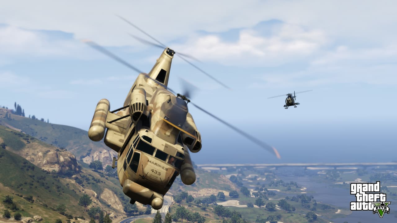 Grand Theft Auto V - Image n°7