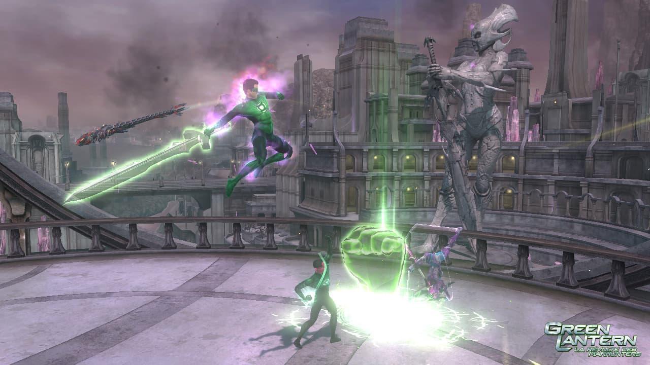 Green Lantern: La Révolte des Manhunters - Image n°7