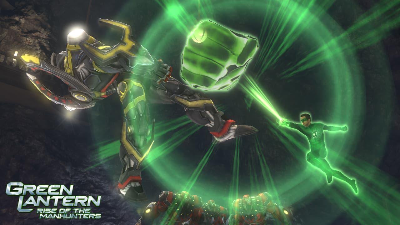 Green Lantern: La Révolte des Manhunters - Image n°8