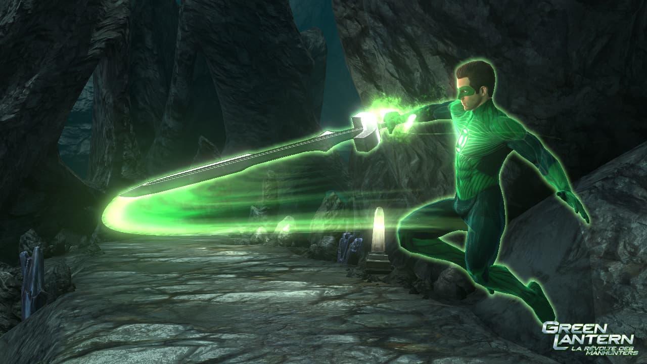 Green Lantern: La Révolte des Manhunters - Image n°6