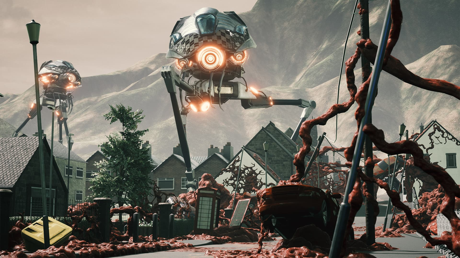 Xbox One Grey Skies: A War of the Worlds Story