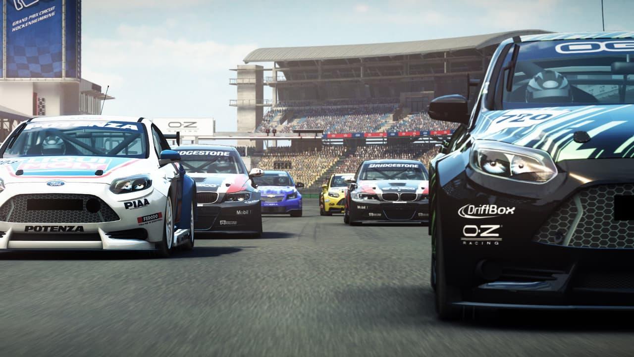 GRID: Autosport Xbox 360