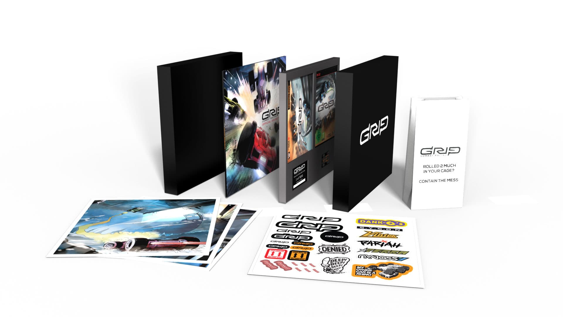 GRIP: Combat Racing Xbox One