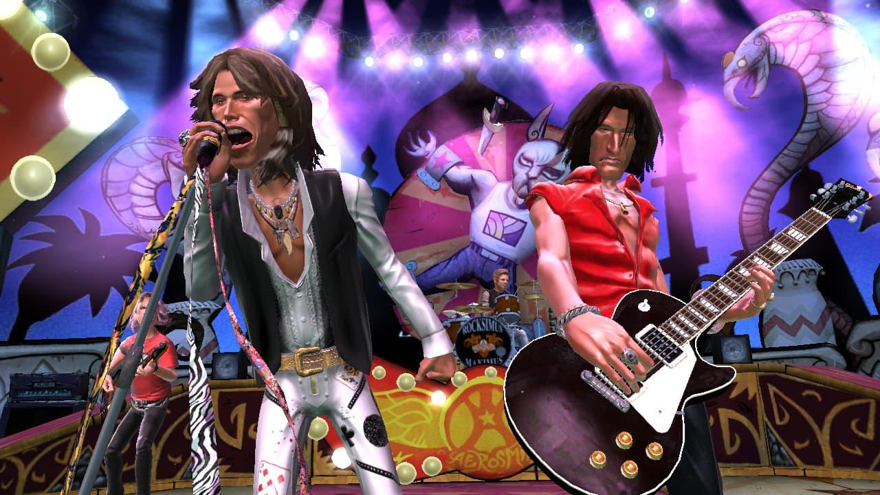 Xbox 360 Guitar Hero: Aerosmith