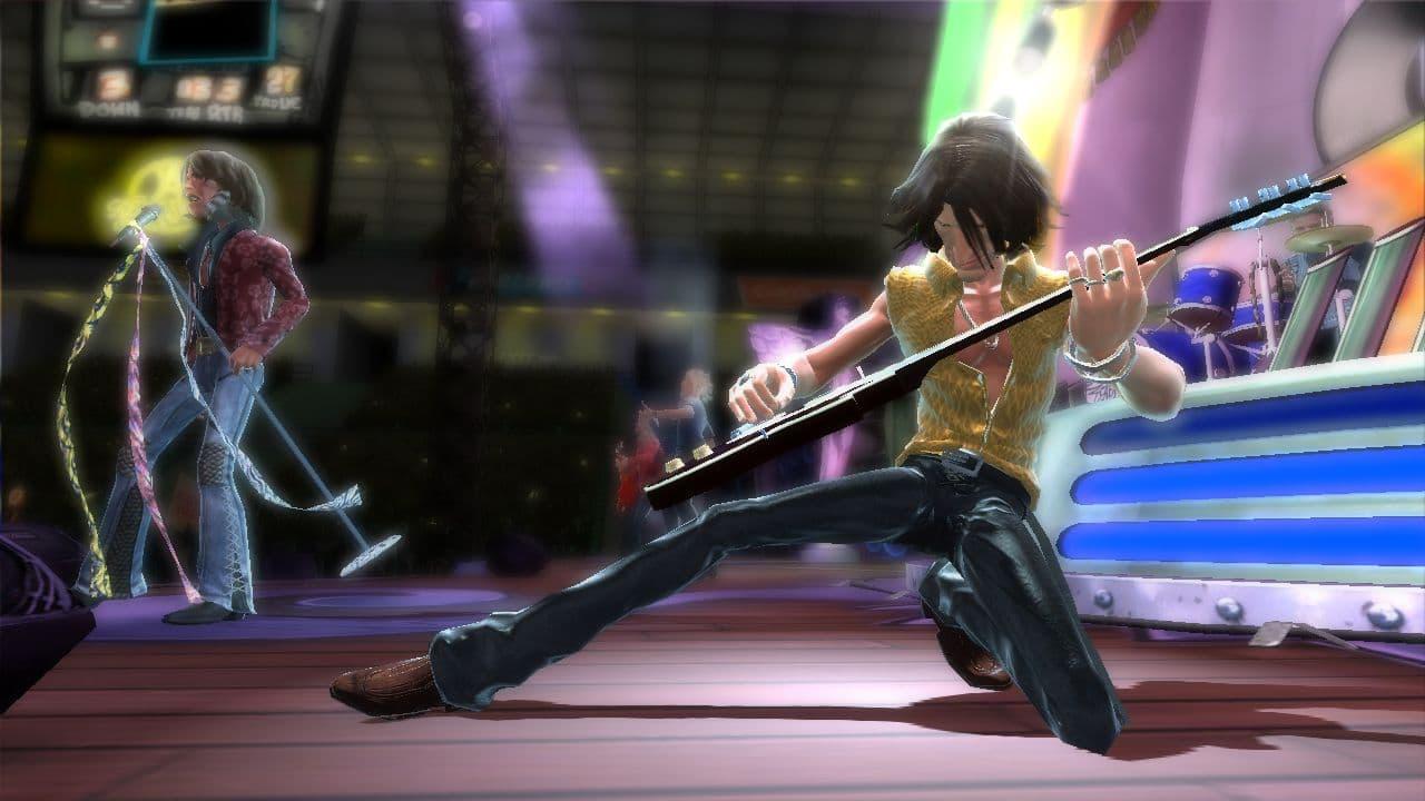 Guitar Hero: Aerosmith Xbox