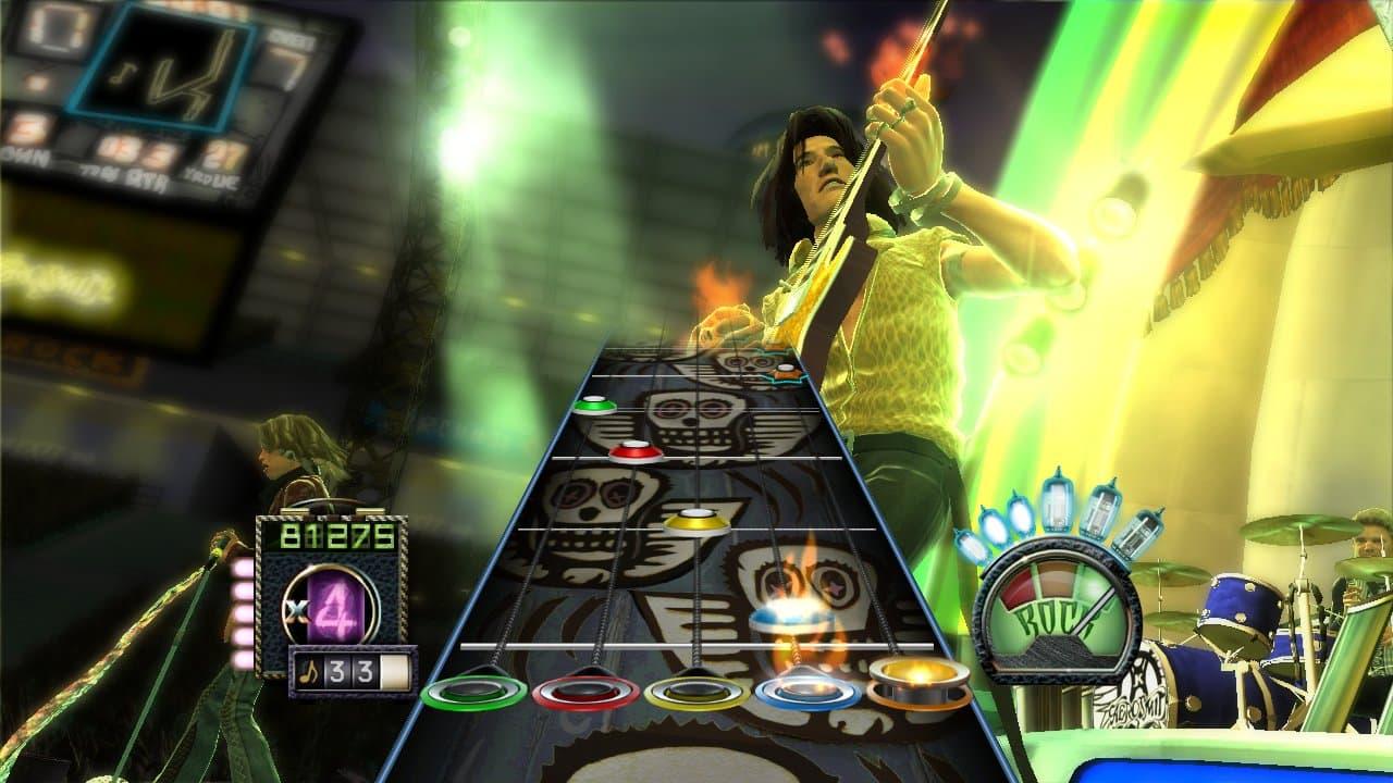 Guitar Hero: Aerosmith Xbox 360