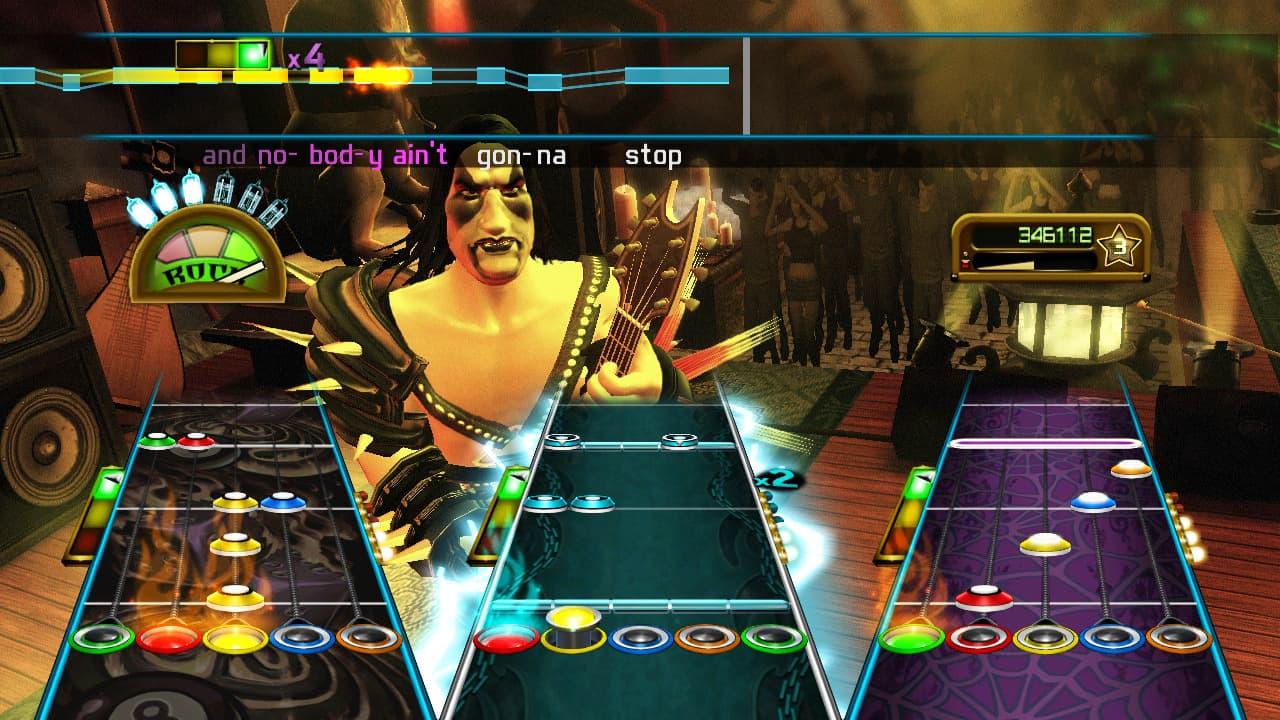 Xbox 360 Guitar Hero Greatest Hits