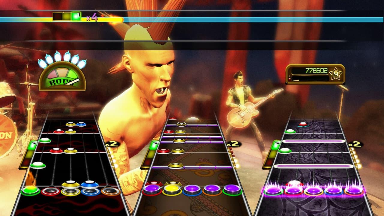 Guitar Hero Greatest Hits Xbox 360