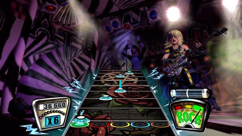 Guitar Hero II Xbox