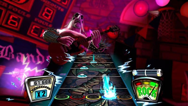 Guitar Hero II Xbox 360