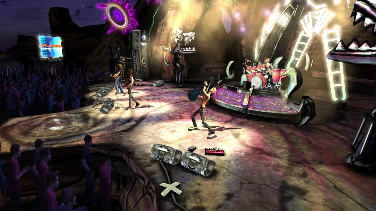 Xbox 360 Guitar Hero III: Legends of Rock