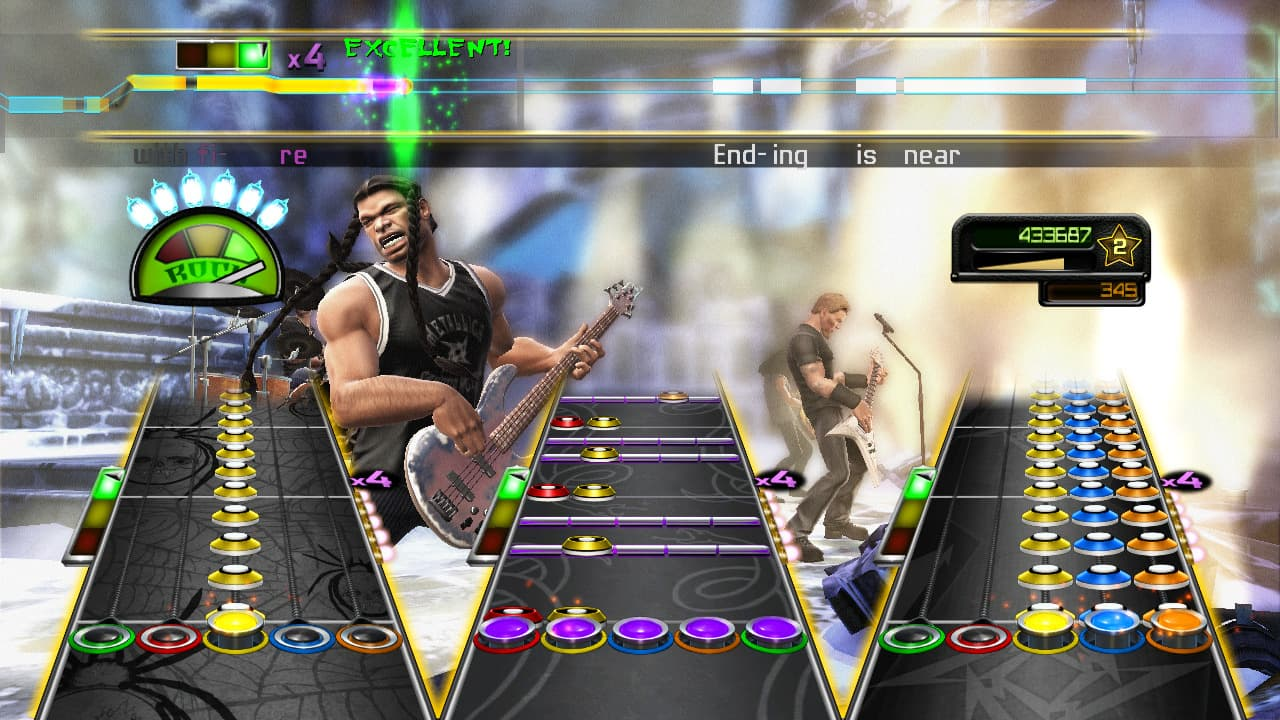 Guitar Hero: Metallica Xbox 360