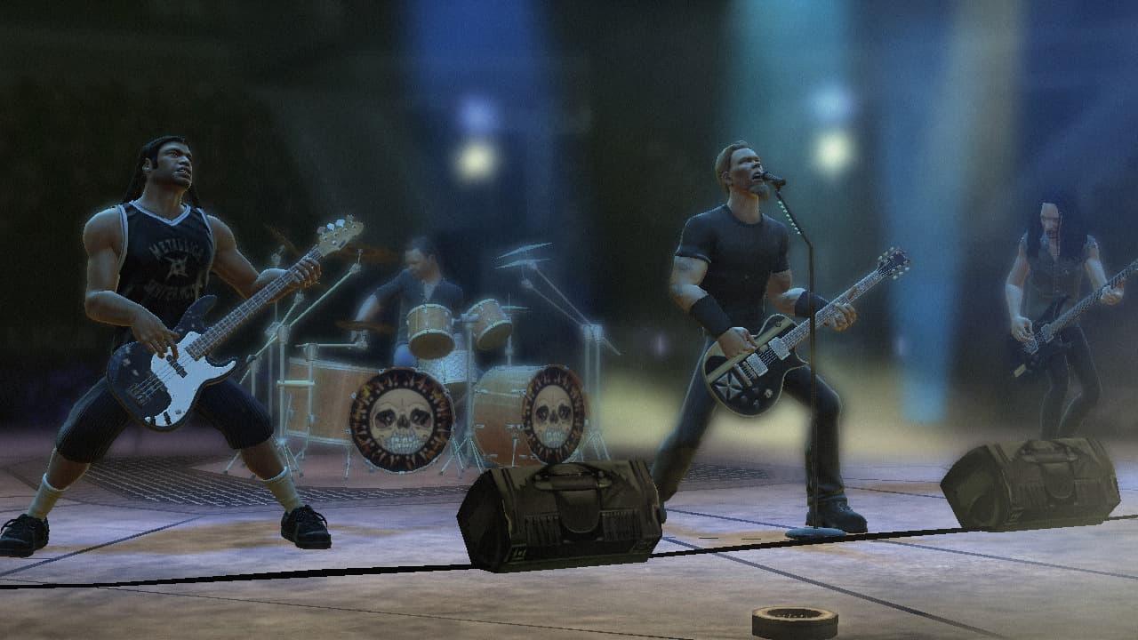 Guitar Hero: Metallica Xbox