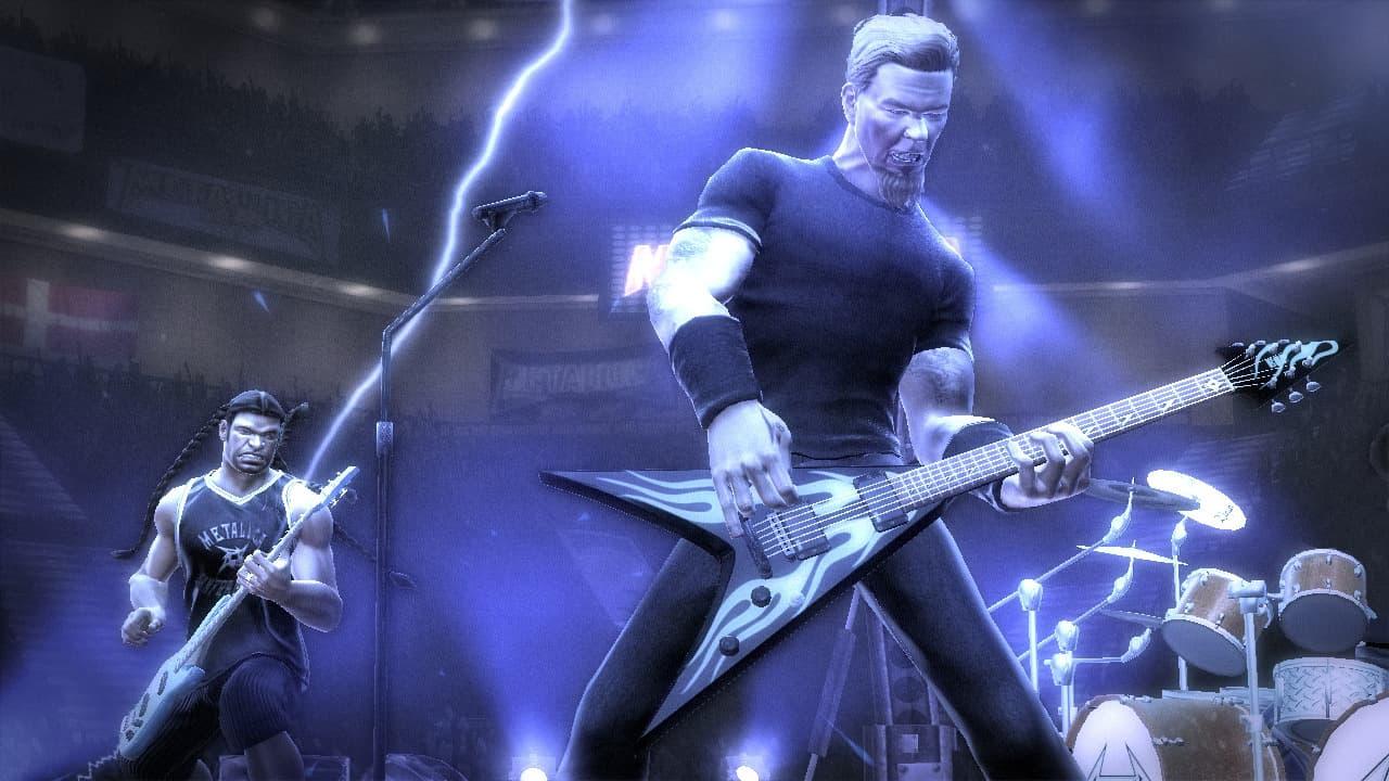 Xbox 360 Guitar Hero: Metallica
