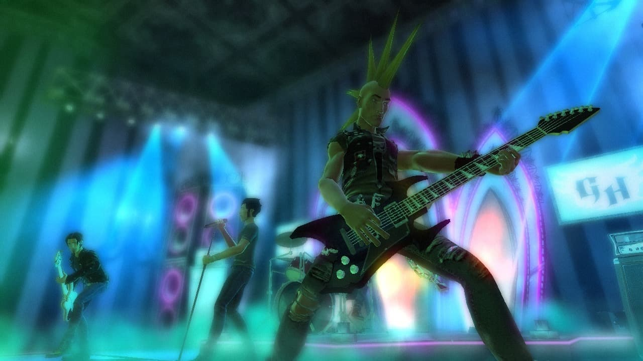 Guitar Hero : World Tour Xbox