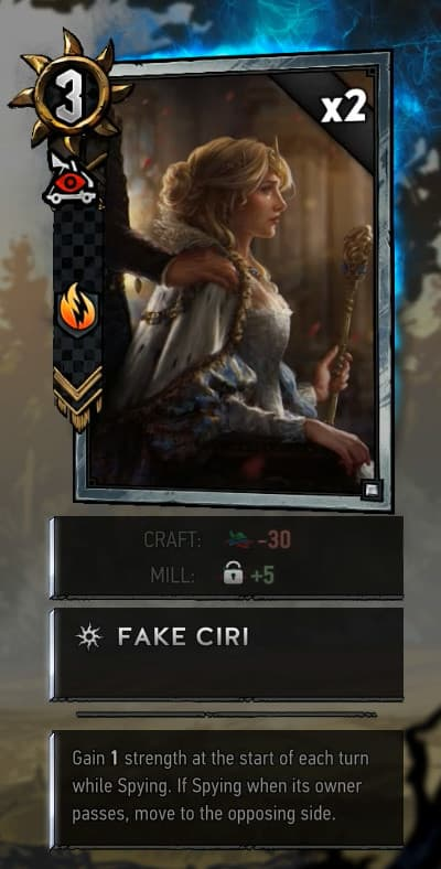 Xbox One Gwent: The Witcher Card Game