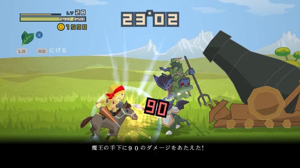 Half-Minute Hero: Super Mega Neo Climax - Image n°6