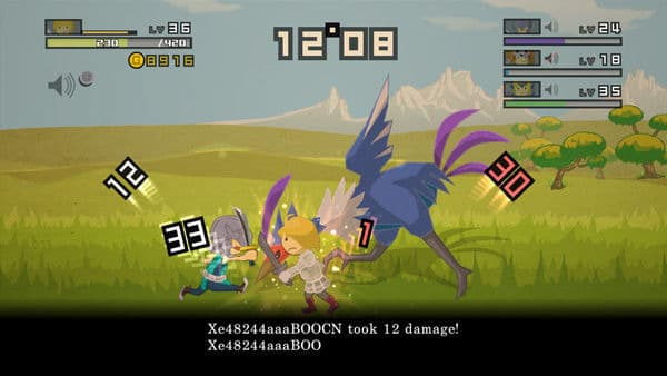 Half-Minute Hero: Super Mega Neo Climax - Image n°8