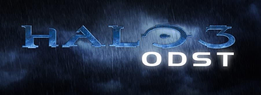 Halo 3: ODST Xbox